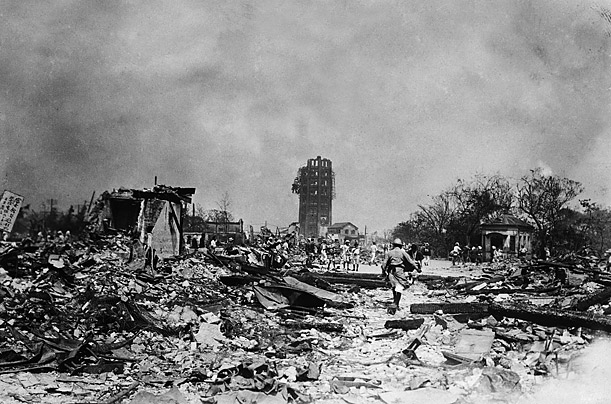 The Great Kanto Earthquake, 1923