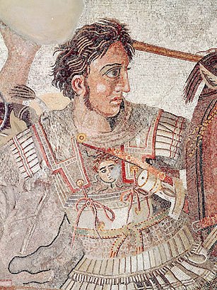 alexander the great top 25 political icons time