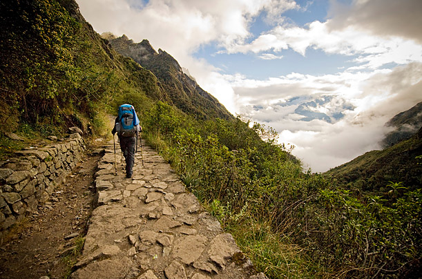 The Inca Trail to Machu Picchu
