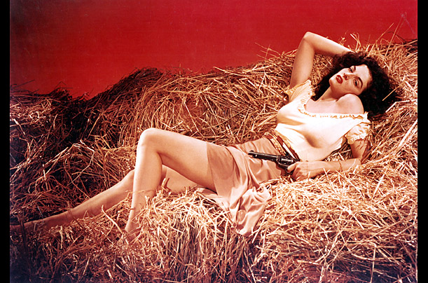 Brunette Bombshell Jane Russell