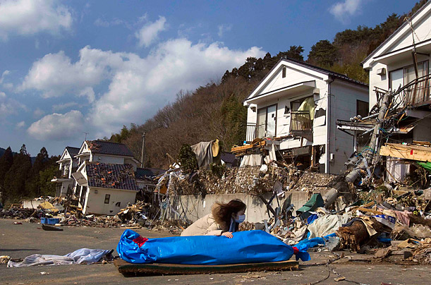 The Calamity of Japan's 9.0-Magnitude Quake<br />The country reels after a catastrophic earthquake rocked its northeastern coast on March 11, 2011