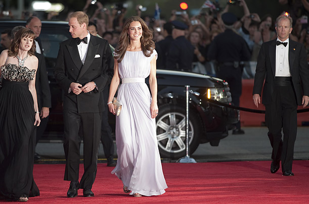 Kate Middleton's Fashion Evolution