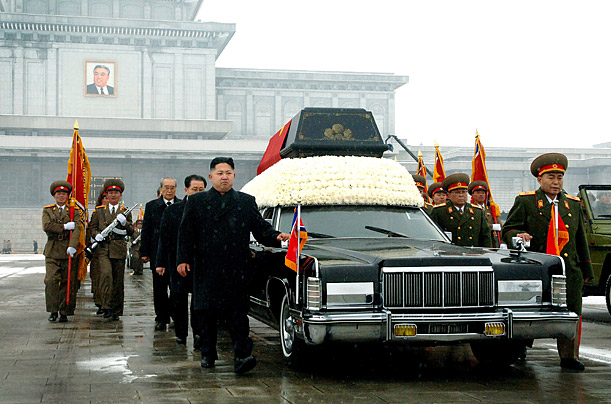 The State Funeral of Kim Jong Il - Photo Essays - TIME