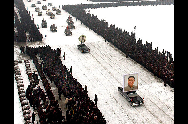 The State Funeral of Kim Jong Il