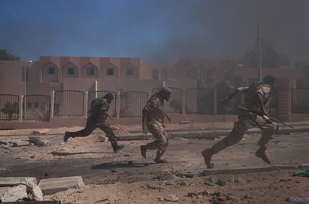 Libya's New Regime: The Fight for Gaddafi's Hometown