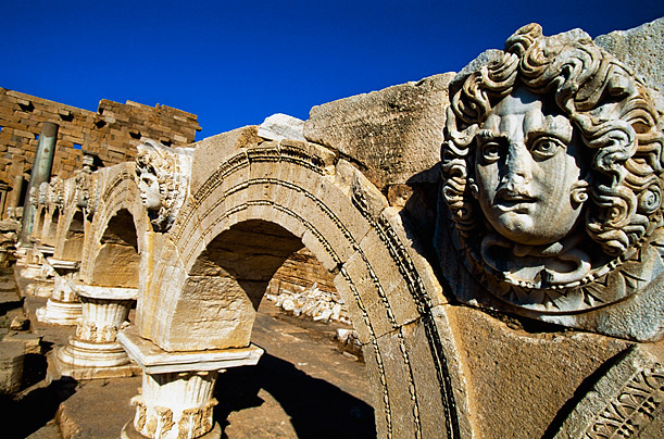 The site is considered one of the most spectacular and unspoiled Roman ruins in the Mediterranean.