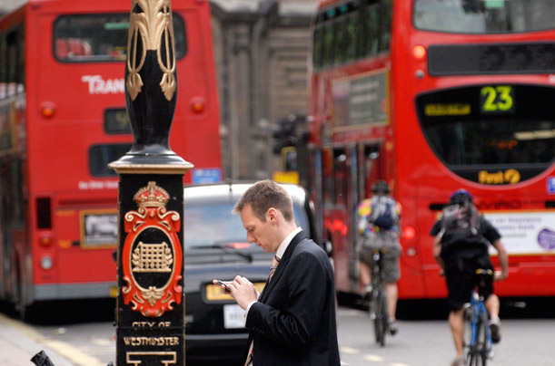 Freeing Its Data, London Turns Access into Apps