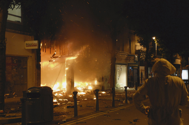 london riots essay Abstract this essay examined the role and behaviour of the police in the 2011 english riots, which occurred from august 6 to 10 the main objective of the essay is to.