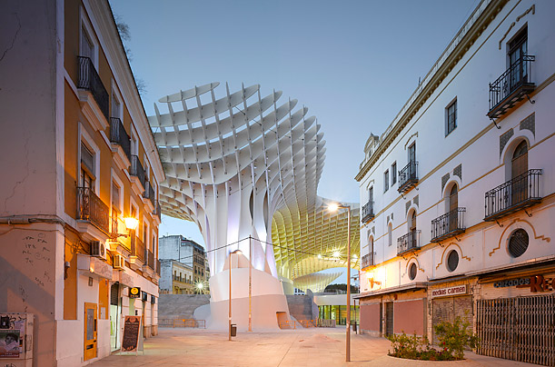 The Metropol Parasol