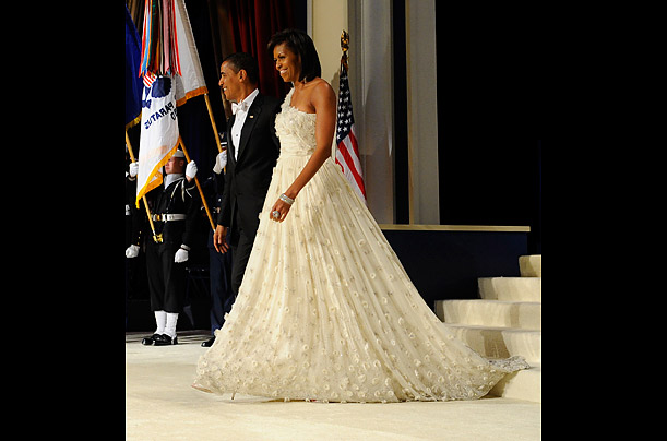 Michelle Obama's Fashion Dresses