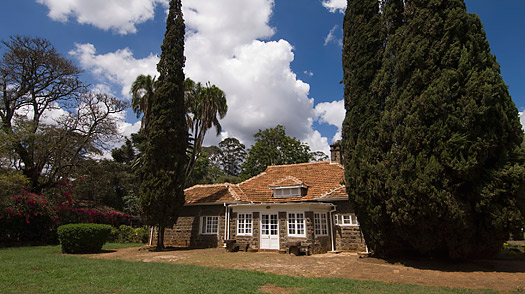 Nairobi, Kenya, Karen Blixen Museum