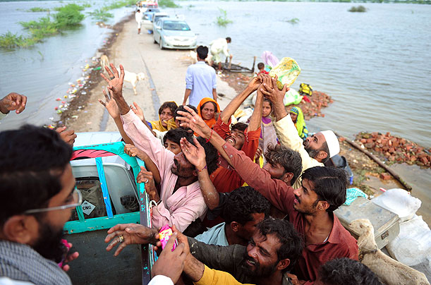 Pakistan, floods