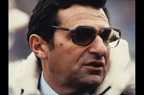Joe Paterno, A Career In Pictures