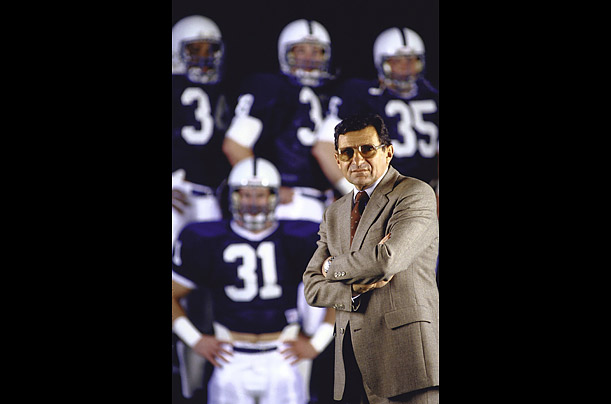 essays on joe paterno Paterno's family releases essay he wrote defending penn state, football program former penn state football coach joe paterno paterno wrote an essay.