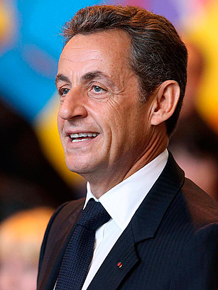 Nicolas Sarkozy - TIME's Person of the Year 2011 Poll ...