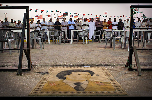 Ramadan in the Year of the Arab Spring