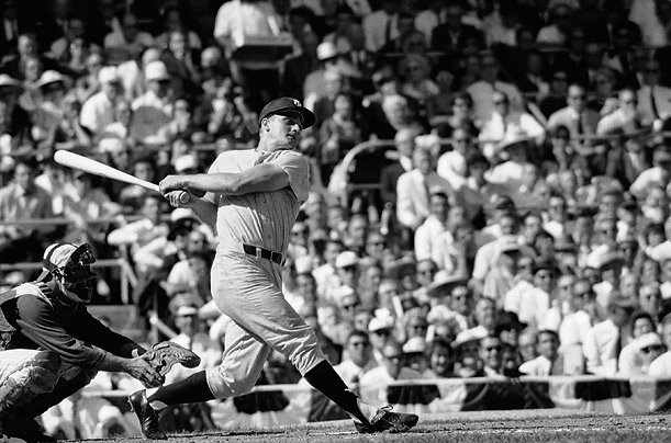 roger maris, 50 years home run record