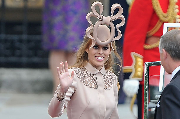 mad hatters 13 ridiculous royal wedding hats photo essays time