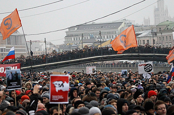 russia, protests, elections, putin