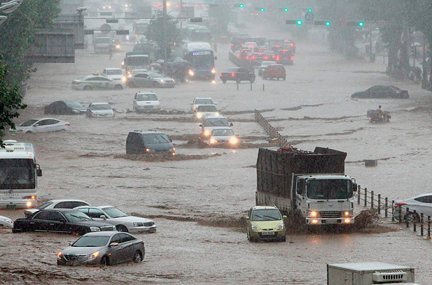 conclusion about flash floods That was the conclusion of a 2008 report from the u  heavy rain, funnel clouds and flash flooding brought the seven-day rainfall total to between 12 and.