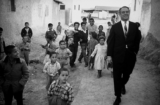 Sargent Shriver and the Peace Corps