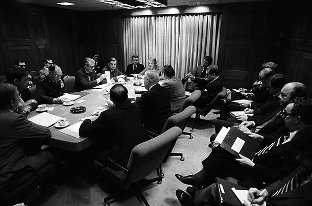 The Situation Room, White House