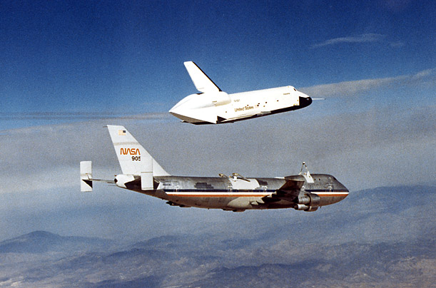 The End of the Space Shuttle Program