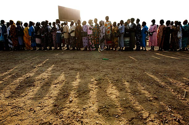 Southern sudan goes to the polls photo essays time sciox Images