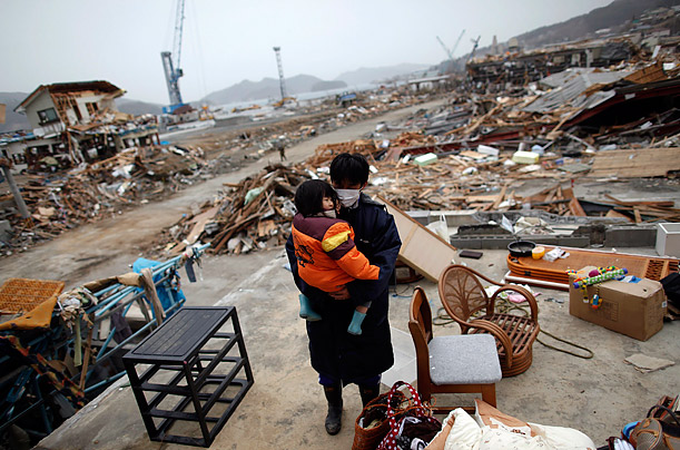 Surviving the Earthquake Aftermath in Japan A humanitarian crisis unfolds as victims eke out an existence after the twin disasters decimated the northeastern coast