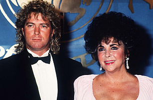 Elizabeth Taylor And Larry Fortensky 20 Years Top 12