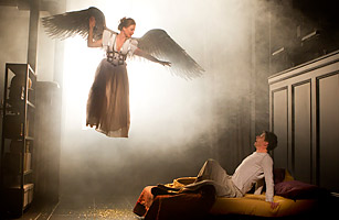 play analysis angels in america Angels in america's james  since the iconic play transferred from london to new york this  breaking news and analysis on all the latest tv, movies.