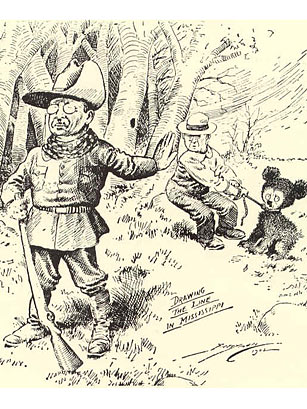 Theodore Roosevelt S Bear Hunting Holidays Top 10 Sites For U S Presidents To Spend Vacations