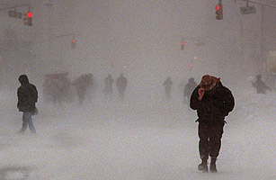 The Blizzard of January 1996