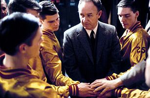 movie hoosiers essay Hoosiers knows that this is a movie about a tiny indiana high school that sends a team all the way to the a new video essay explores the uncanny durability of.