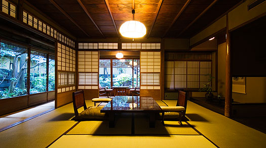Kyoto 5 Places To Stay Hiiragaya Ryokan Time
