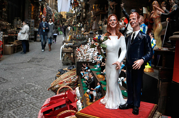 Royal Wedding Chachka — Big Business Prince William's imminent nuptials to Kate Middleton have inspired entrepreneurs from England and beyond