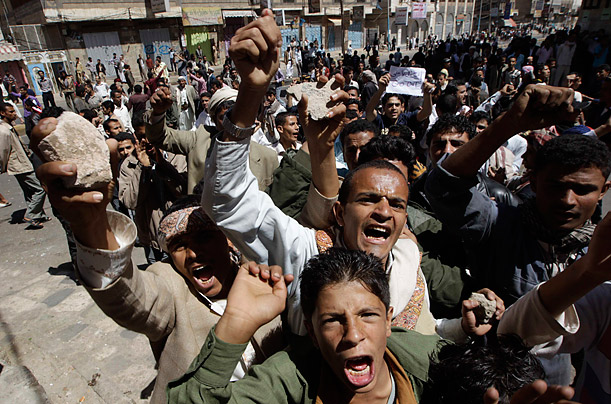 Yemen Protests