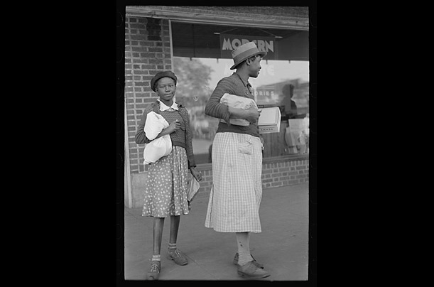 Black History Month, Farm Security Administration