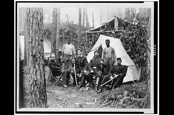 Civil War Photos, Black History Month
