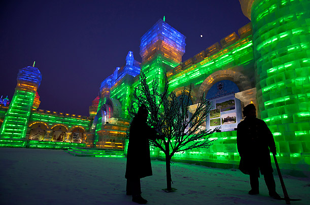 The Harbin International Ice and Snow Festival