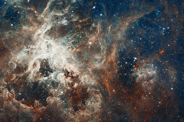 The Hubble Space Telescope is completing its 22nd year in space