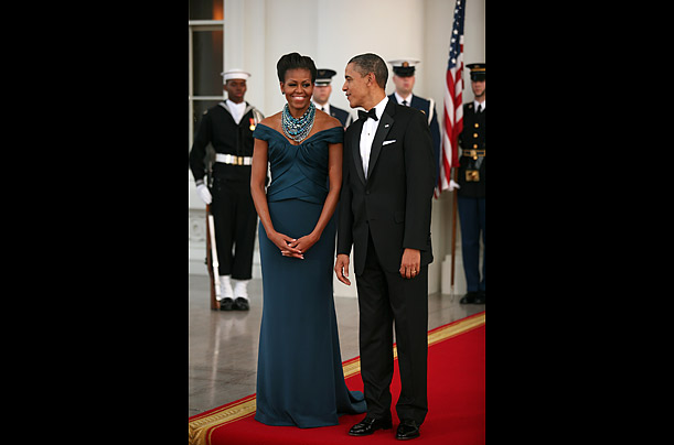 Photos: First Lady Michelle Obamas Fashion Moments - TIME