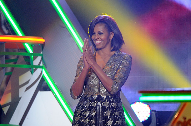 Michelle Obama's Defining Fashion Moments