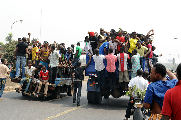 Nigeria Oil Protests