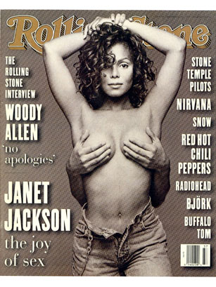 Janet Jackson Nude Picture