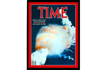 The Space Shuttle Challenger Disaster Time