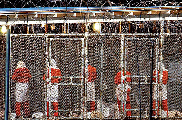 guantanamo bay war on terror detainees