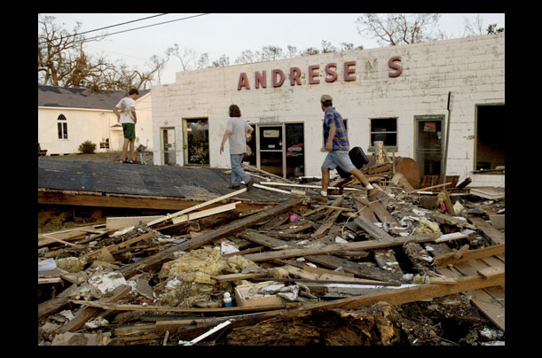 hurricane katrina photo essay Ten years after katrina, new orleans seems much the same as it did before the storm and that's a problem.