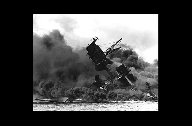 Ships Destroyed during Pearl Harbor