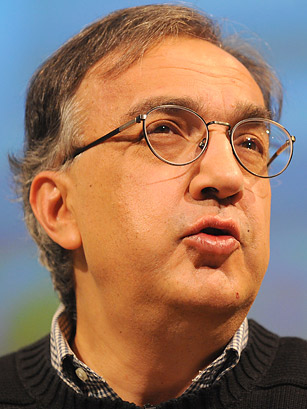 New Wave Auto >> Sergio Marchionne - TIME's People Who Mattered in 2011 - TIME